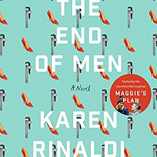 The End of Men audiobook cover art
