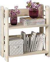 Magazine Racks Simple Modern Solid Wood Shelves Simple Living Room Racks Creative Floor Children's Desktop Small Bookshelf...