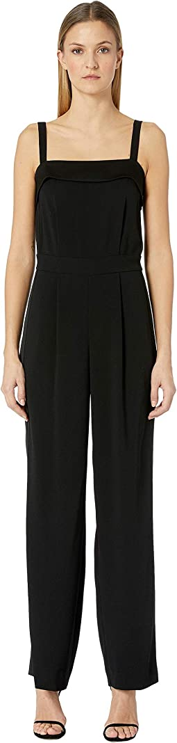 Vince Camuto Sleeveless Wide Leg Jumpsuit Shipped Free At Zappos