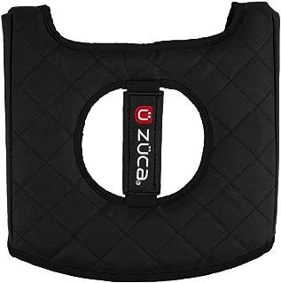 Zuca Reversible Seat Cushion (Black/Black) for any Zuca Sport or Pro Bag (#1252)