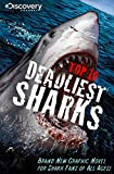 Top 10 Deadliest Sharks (Discovery Channel)