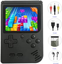 Haopapa Retro FC Handheld Games Console for Kids 4-8, Arcade Style Video Games Gaming System Built in 400 Classic Old School Games 3