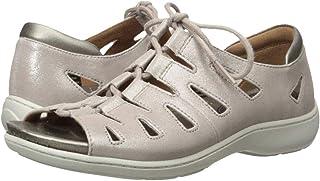 [ニューバランス] Aravon (アラヴォン) レディース シューズ・靴 サンダル・ミュール Bromly Ghillie Taupe サイズ8-W(D) [並行輸入品]