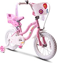 Best 16 inch disney princess bike with doll carrier Reviews