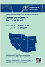FAA Chart Supplement Southwest (Always Current Edition)