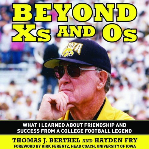 Beyond Xs and Os audiobook cover art