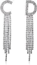 New Design Women Tassel Earrings Alloy Dangle Long Earrings Fashion Female Drop Earring Jewelry