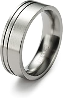 Monomania 男士戒指 不锈钢 25061