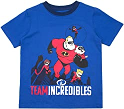 Disney Pixar The Incredibles Shirt - Toddler Boys 'Strong, Fast, Incredible' Incredibles T-Shirt