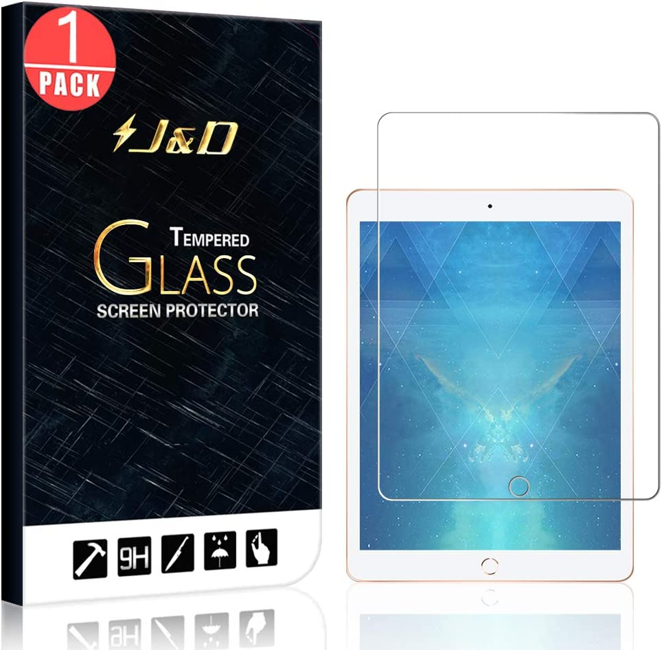 Colorado Springs Mall JD Compatible for iPad 10.2 2019 2020 Pr Max 63% OFF Glass Screen