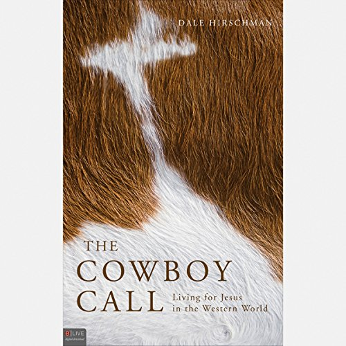 The Cowboy Call audiobook cover art