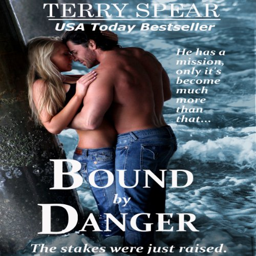 Bound by Danger audiobook cover art