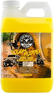 Chemical Guys CWS20264 Tough Mudder Truck Wash Off Road and ATV Heavy Duty Soap Oz-1/2 Gal, 64. Fluid_Ounces