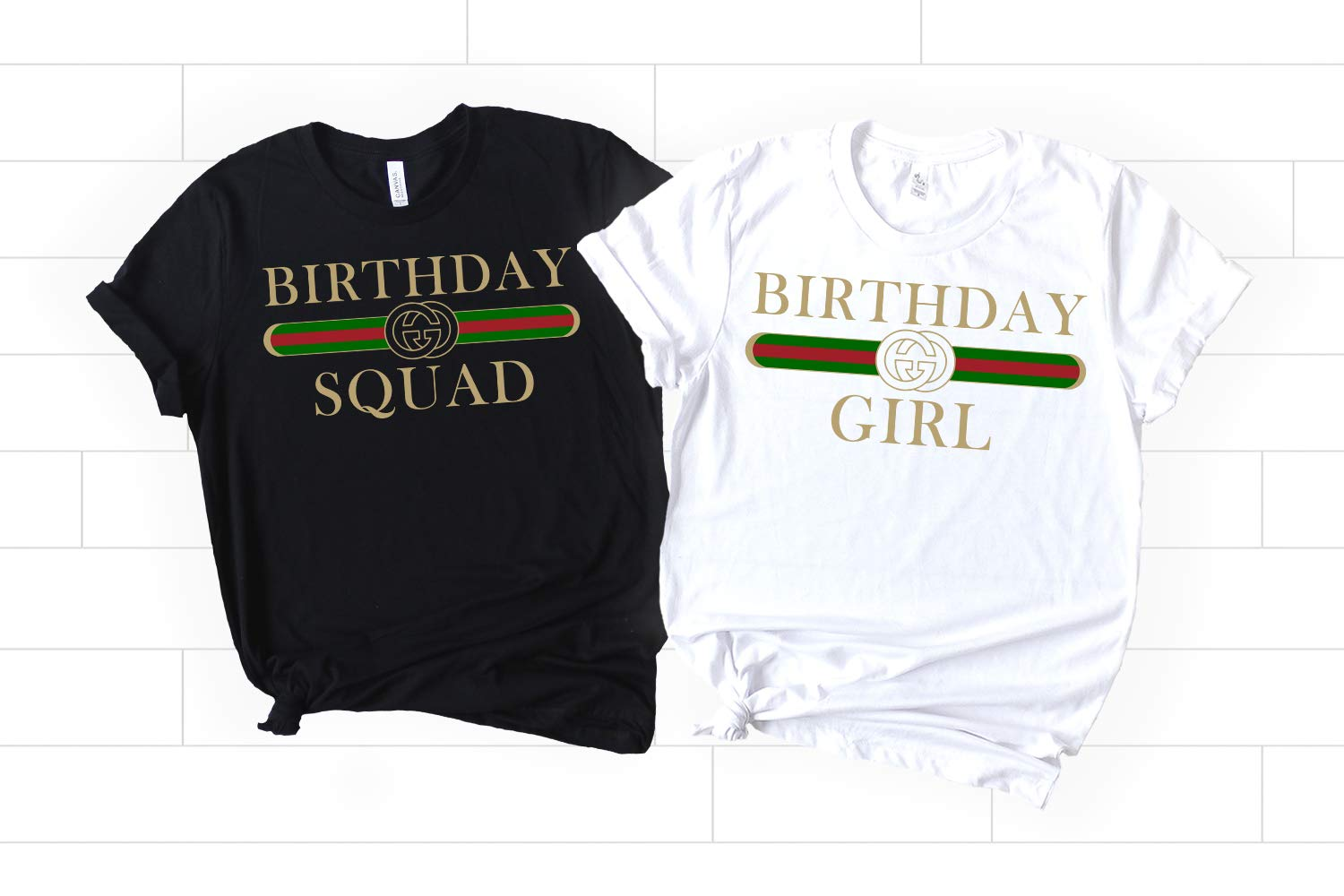 High quality new Birthday Queen Squad Shirt Party New item Shirts 21s