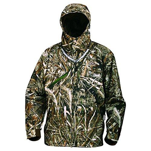 Drake Waterfowl EST Full Zip Vented Max 5 Jacket DW2430 (Large)