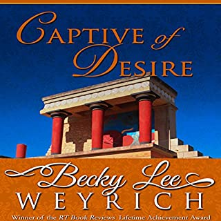 Captive of Desire                   By:                                                                                                                                 Becky Lee Weyrich                               Narrated by:                                                                                                                                 Emily Foxton                      Length: 12 hrs and 12 mins     2 ratings     Overall 2.5