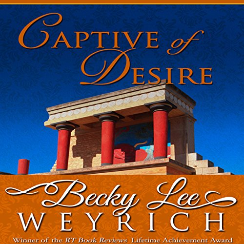 Captive of Desire audiobook cover art