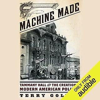 Machine Made audiobook cover art