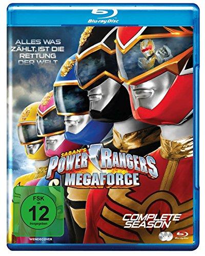 Power Rangers - Megaforce/Die Komplette Serie