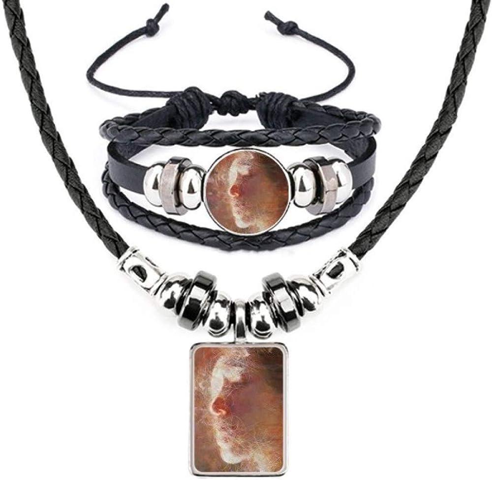 APres Un Reve XJJ shopping Oil Necklace Leather Bracelet Sales Jewelry Painting