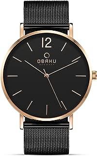 obaku denmark men's watch