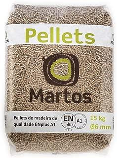 Saco pellets Martos 15 kg (MARK) (1