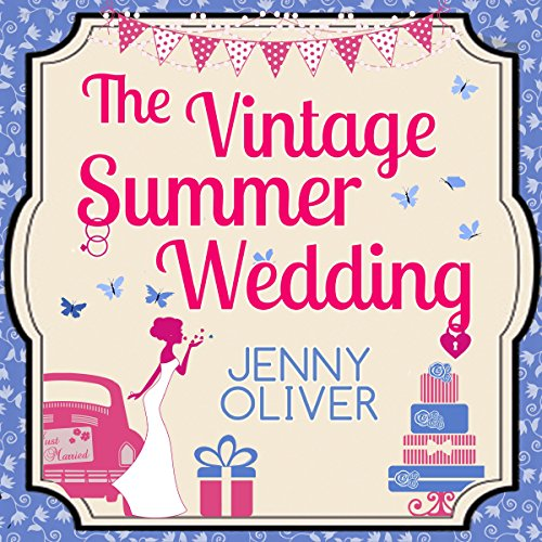 The Vintage Summer Wedding audiobook cover art