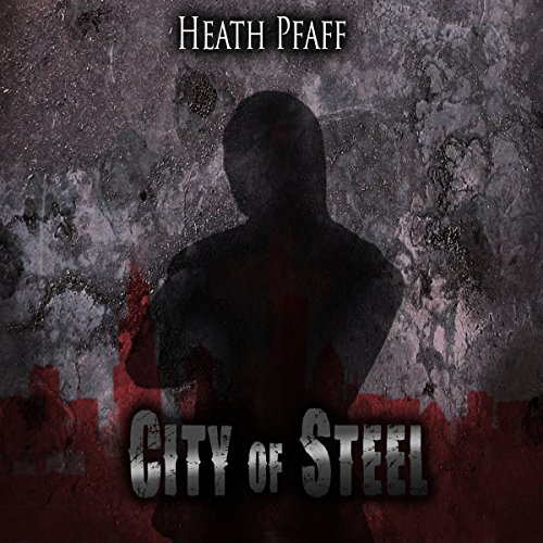 City of Steel audiobook cover art