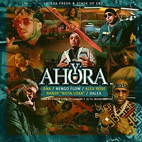 DNA feat. Alex Rose, Dalex, Ñengo Flow & Randy Nota Loka