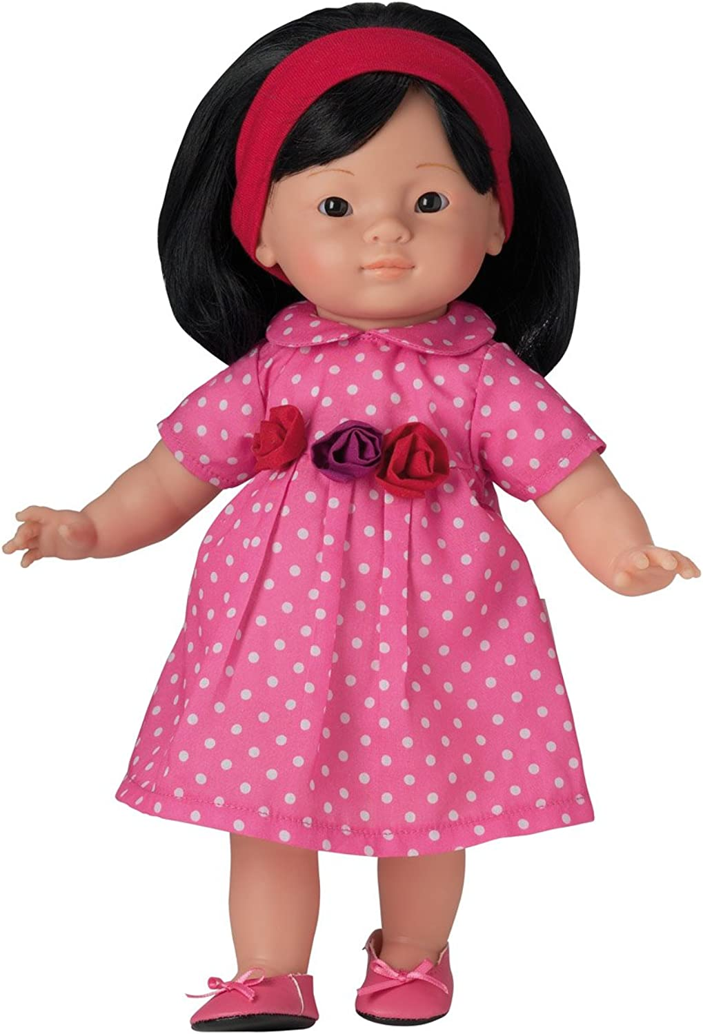 Cgoldlle Miss Cgoldlle Classic 14  Doll (Lou)