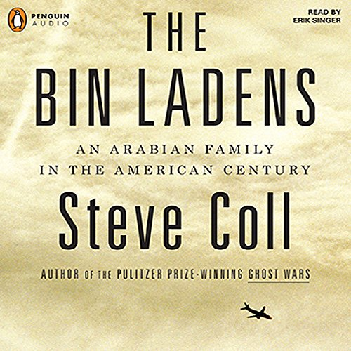 The Bin Ladens audiobook cover art