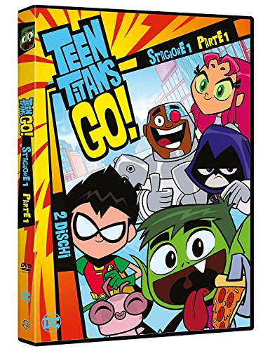Teen Titans Go!: Mission To Misbehave St.1 Pt.1
