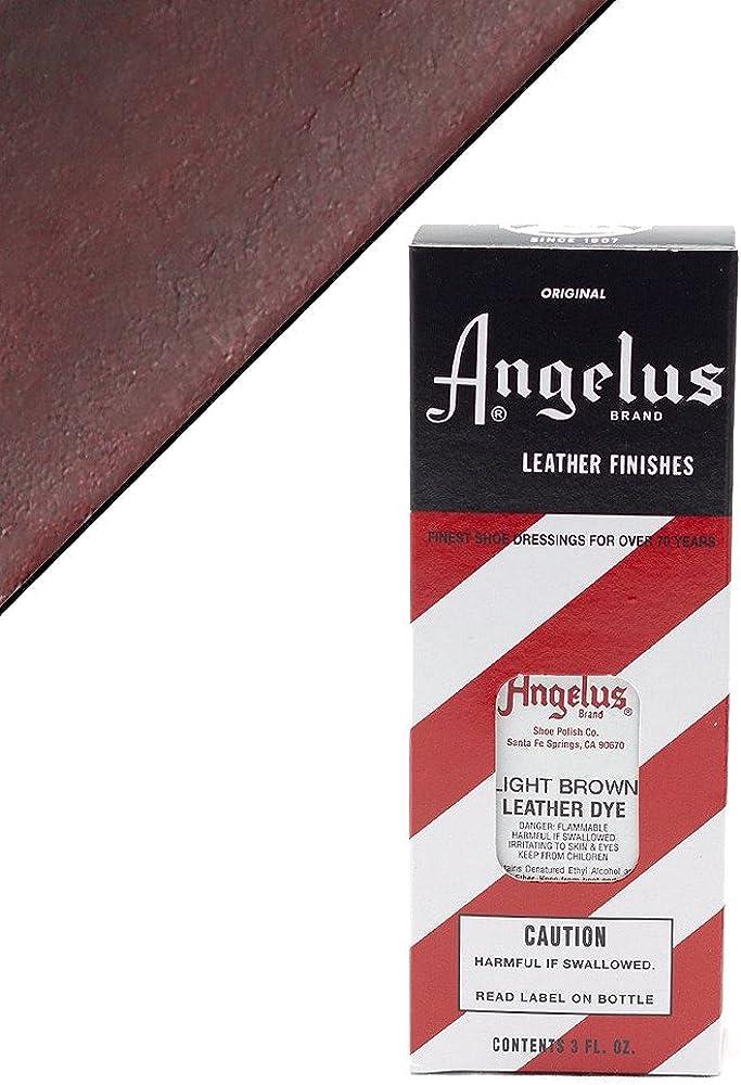 Angelus Tinte para cuero de Angelus, 88,72 ml.