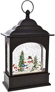 Best snowman lamp post snow globe Reviews