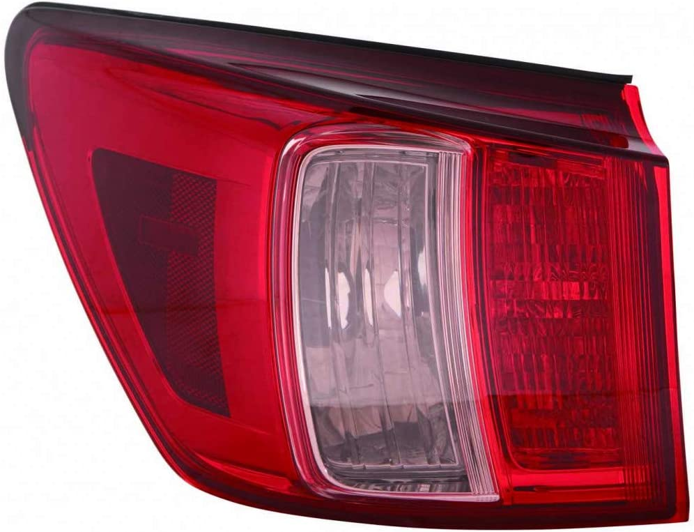 For 2003-2006 Lexus GX470 Tail Light Assembly Left Driver Side ...