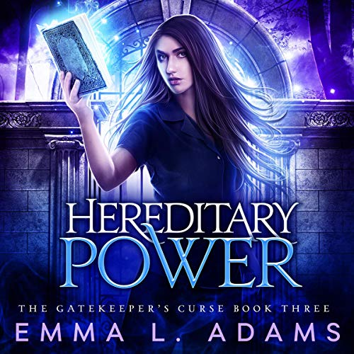 Hereditary Power audiobook cover art