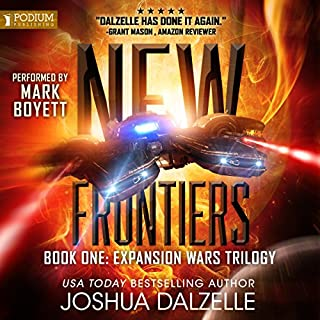 New Frontiers cover art