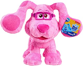 Blue's Clues & You! Beans Soft Plush Magenta 7 inches