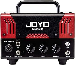JOYO JACKMAN 20 Watt Mini Tube Head New banTamp Series