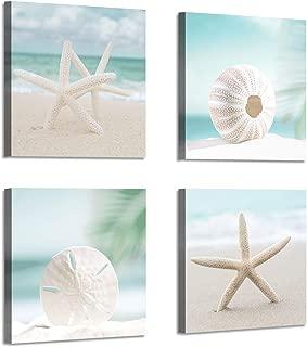 Best seashell canvas prints Reviews