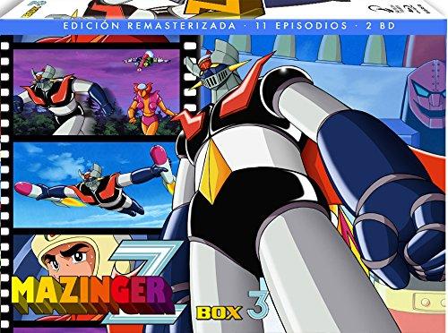 Mazinger Z Box 3 - Bd [Blu-ray]