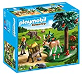 Playmobil Vida en el Bosque - Country Animales del Bosque Playsets de Figuras de jugete,...