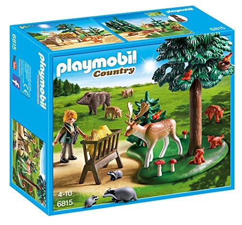 Playmobil Vida en el Bosque Playset  6815