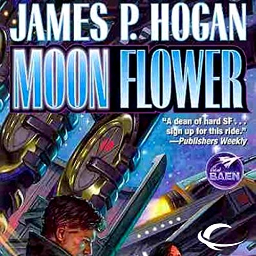 Moon Flower audiobook cover art