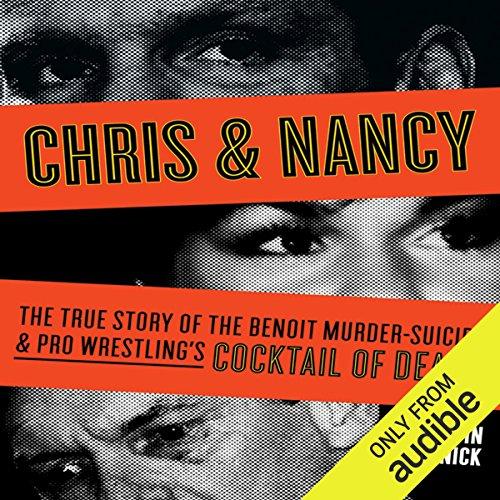 Chris & Nancy audiobook cover art