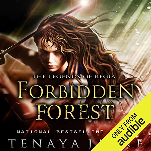 Forbidden Forest audiobook cover art