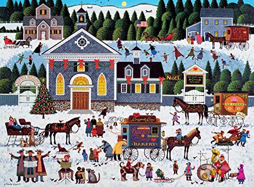 Puzzle 1000 Piezas  marca Buffalo Games
