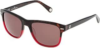 Carolina Herrera Women's SHE608 Wayfarer Sunglasses Multi 54 mm