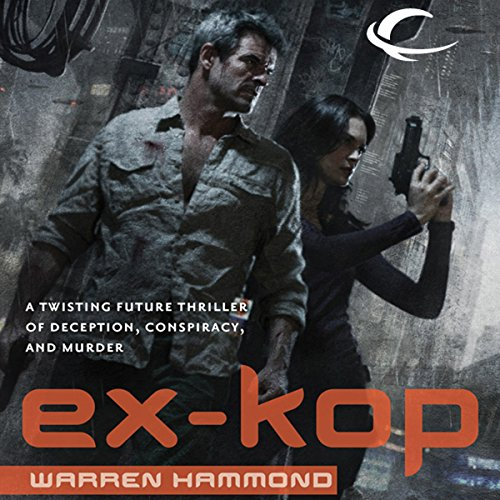 Ex-KOP audiobook cover art