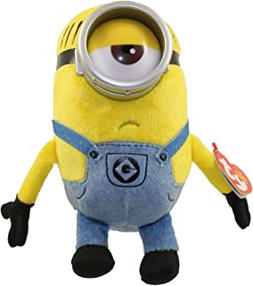 TY Beanie Baby - MEL (Denim Overalls) (Despicable Me 3)